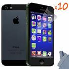 10 Newest HD Clear LCD Screen Protector Cover Guard For Apple iPhone 5 5th 5 Gen