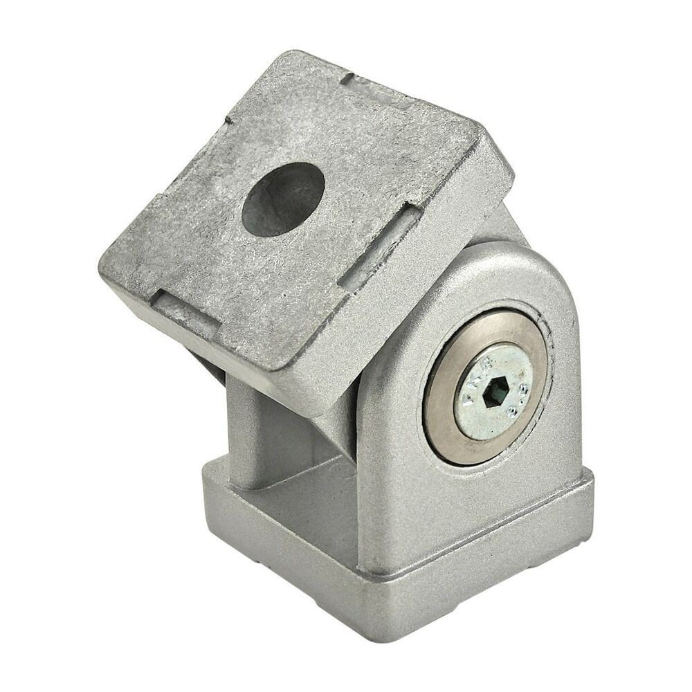 Cast Zinc Block : Inc t slot zinc economy angle clamp block series