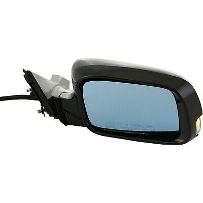 Power Mirror For 2009-14 Acura TL Right Side Manual Folding With Signal Light