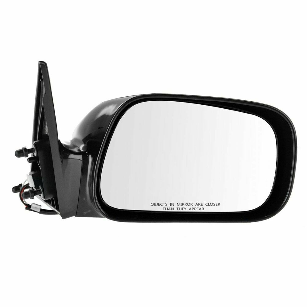power door mirror right hand passenger side for 02 06 toyota camry japan mode. Black Bedroom Furniture Sets. Home Design Ideas