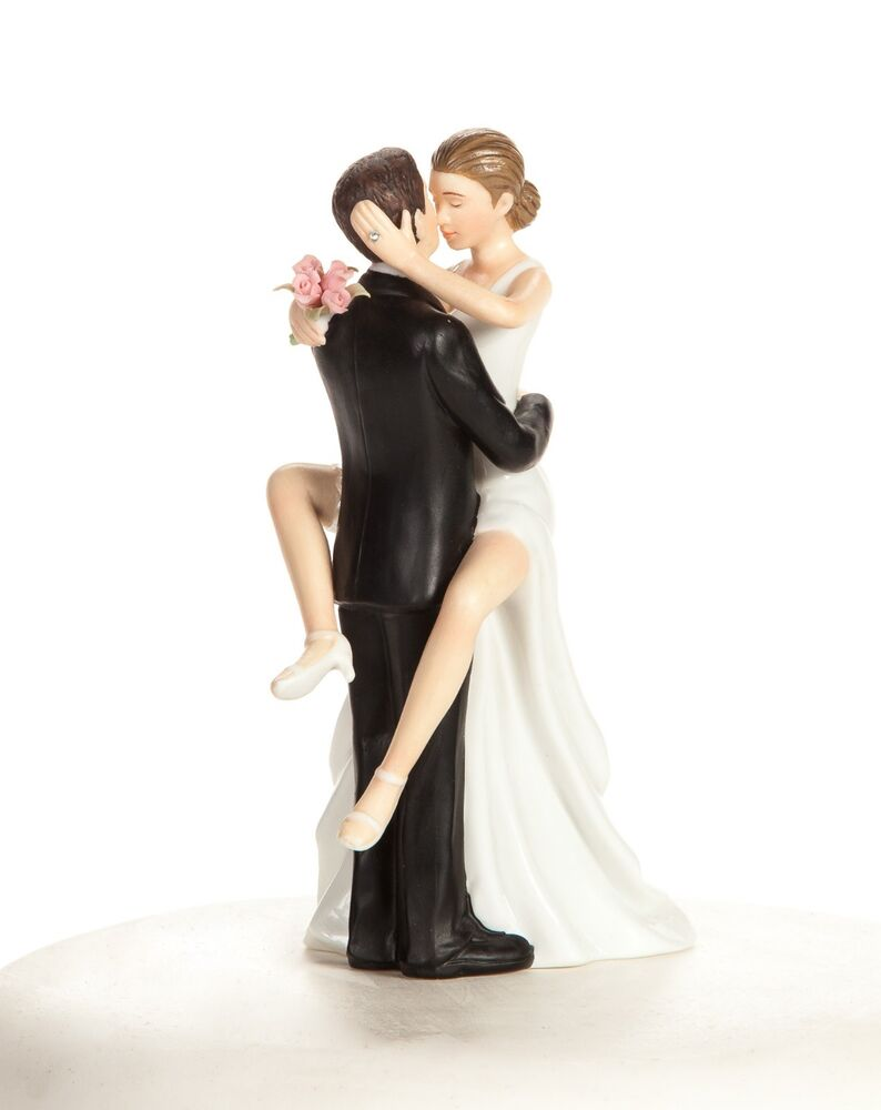 Adult naked cake topper pity