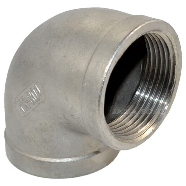 Stainless steel quot elbow degree pipe