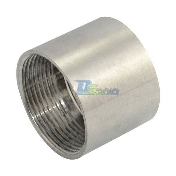 1 2 Quot Threaded Steel Couplers : New quot female stainless steel