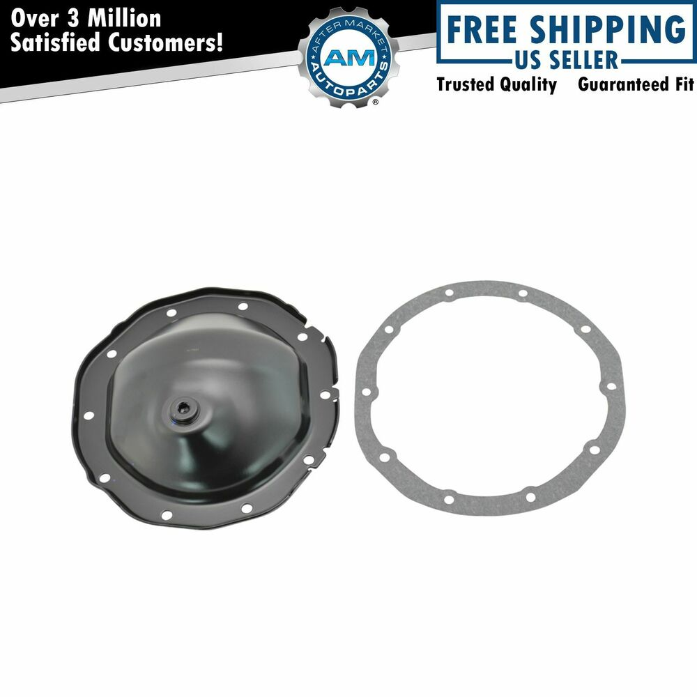 Rear Axle Differential : Rear axle differential cover for chevy gmc pickup truck