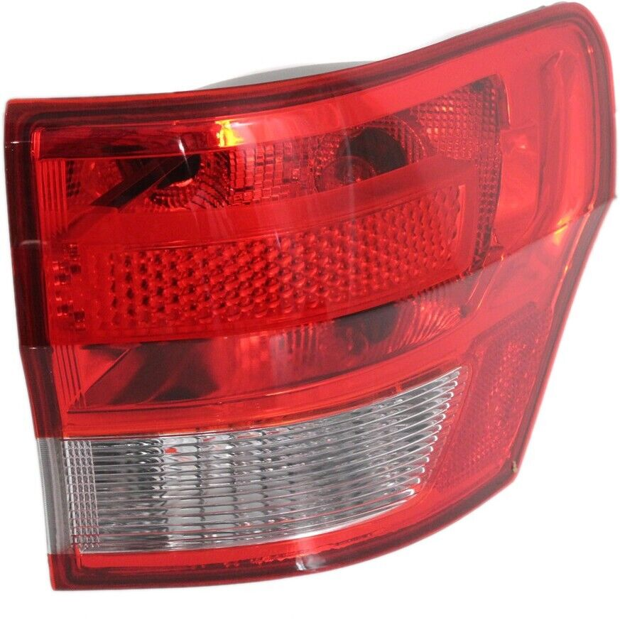 tail light for 2011 2013 jeep grand cherokee rh outer body. Black Bedroom Furniture Sets. Home Design Ideas