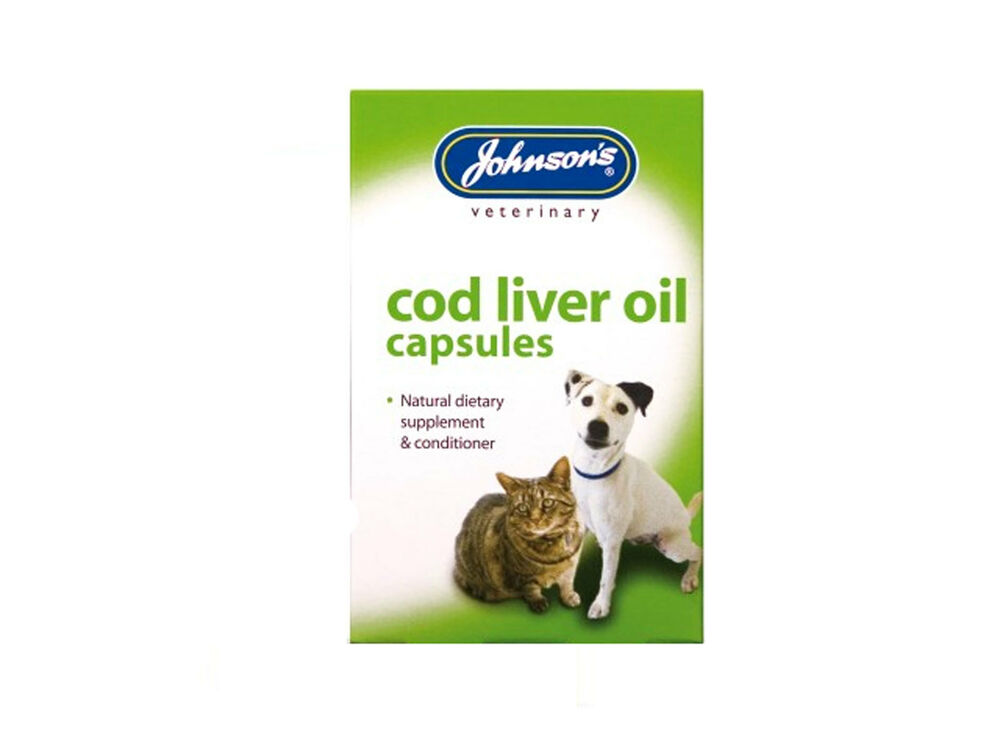 Pet Cod Liver Oil For Dogs