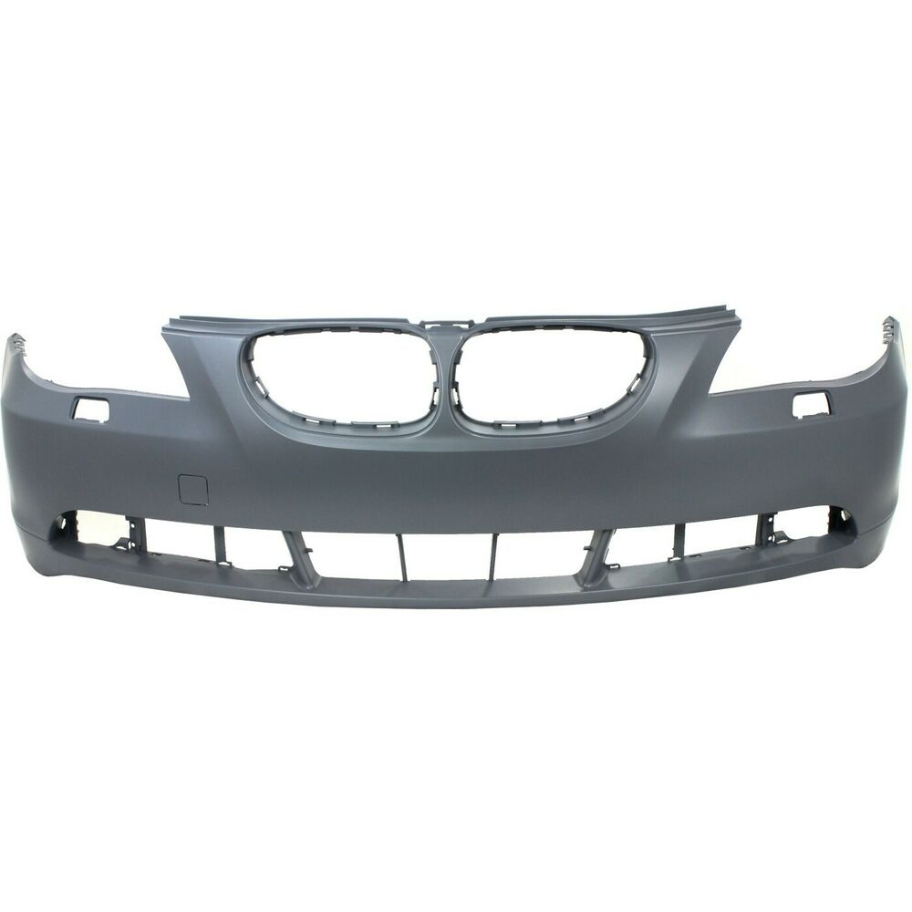 Front Bumper Cover For 2004-2007 BMW 530i W/ Fog Lamp