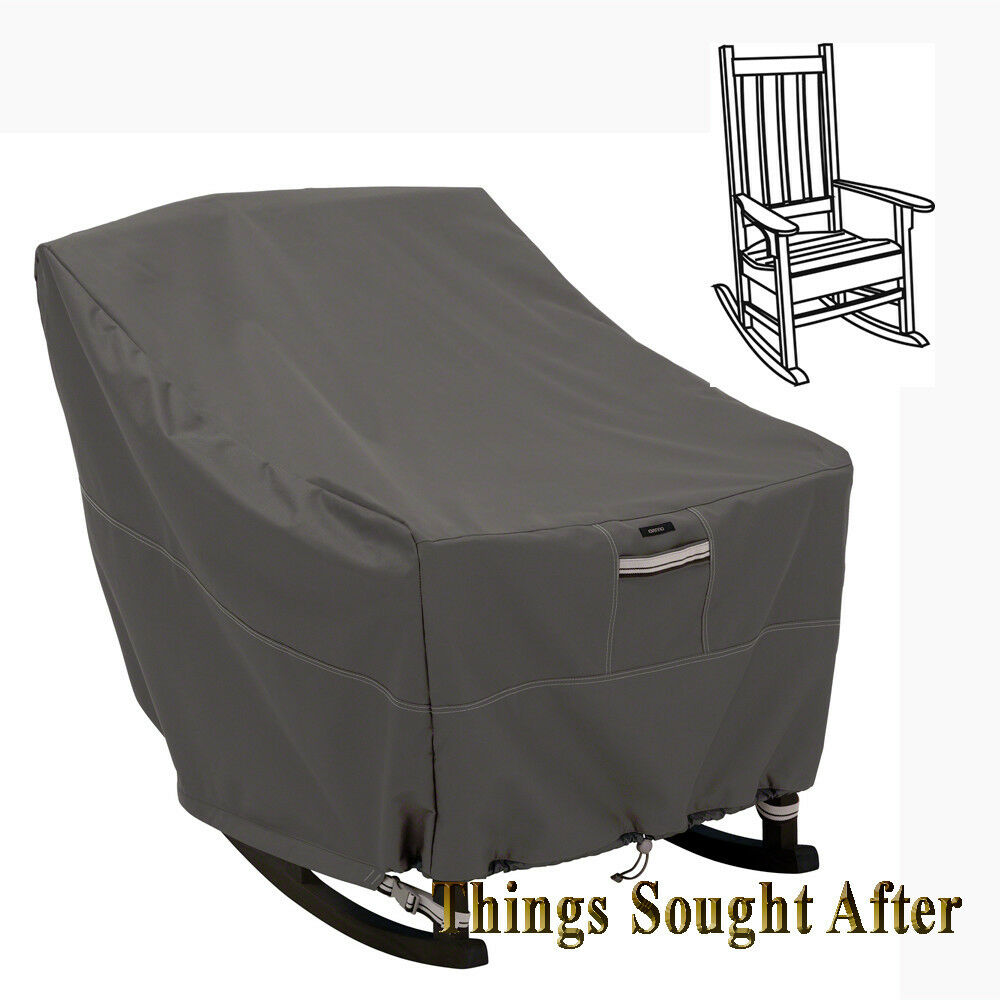 Cover For Rocking Chair Patio Furniture Outdoor Storage
