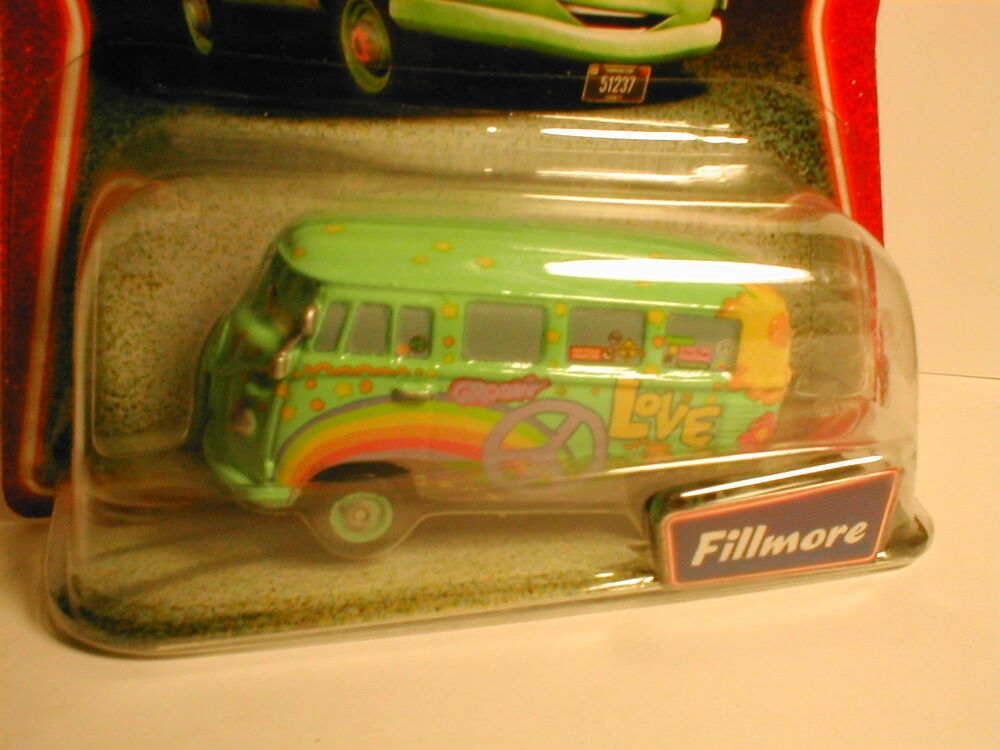Disney Pixar Cars Supercharged Fillmore