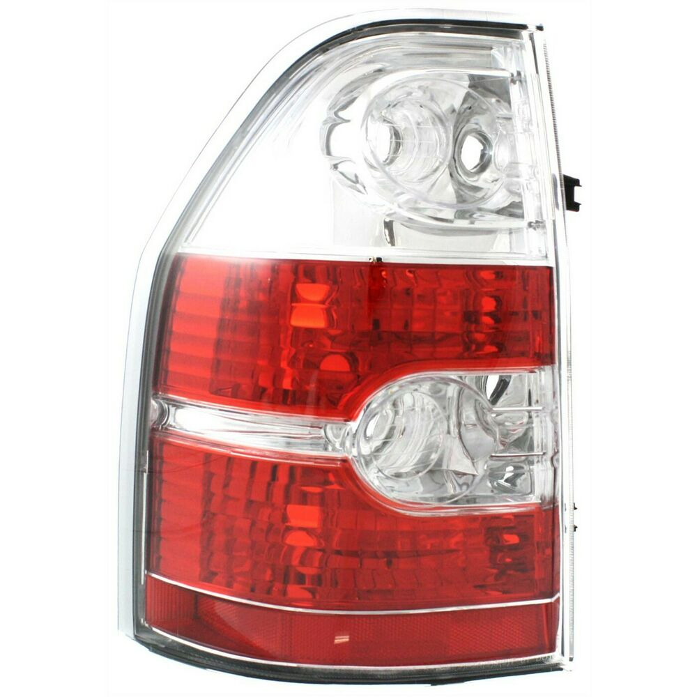 Tail Light For 2004-2006 Acura MDX Driver Side