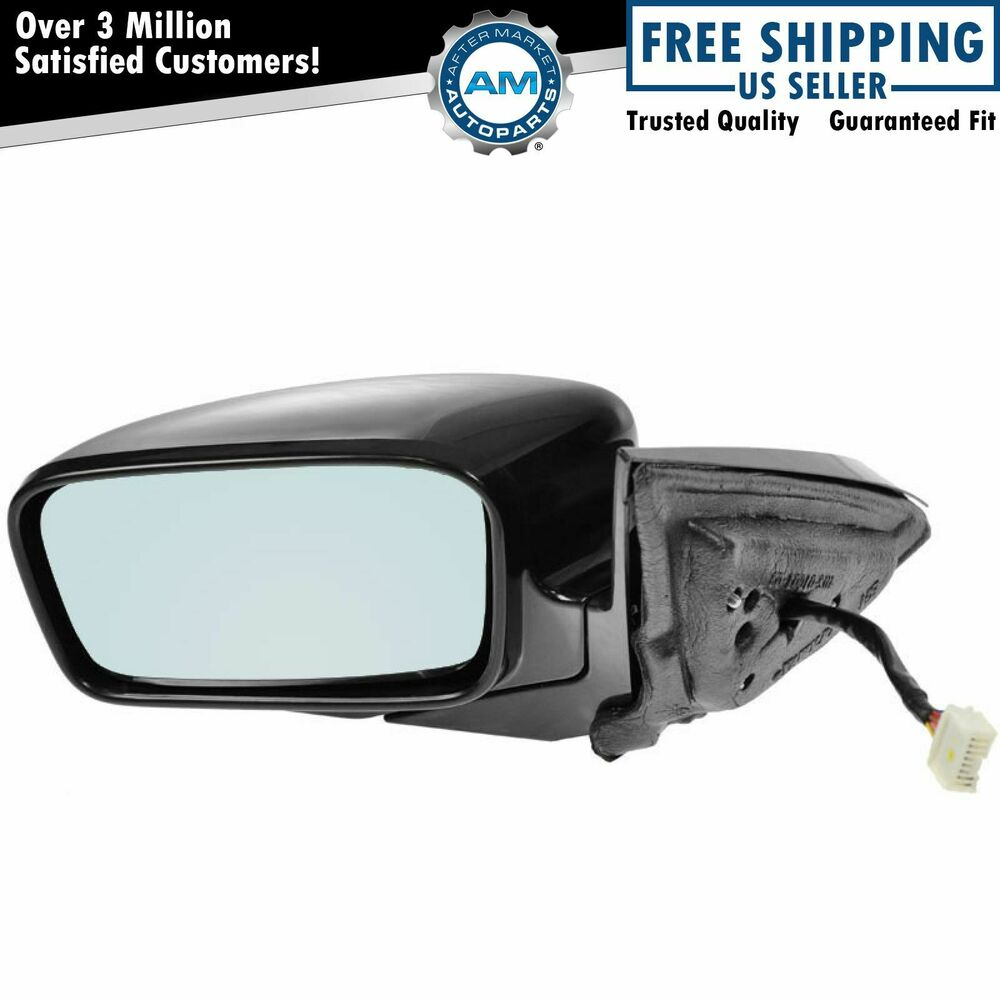 Power Heated Memory Tinted Mirror Left LH Driver Side For