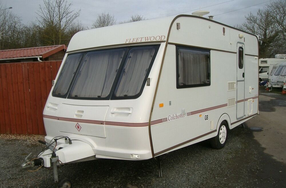 I Want To Sell My Touring Caravan