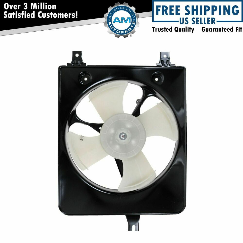 Ac A C Condenser Cooling Fan Motor Assembly New For 98