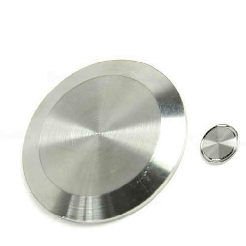 Stainless steel new end cap sanitary for quot tri clamp
