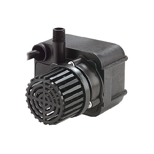 Little giant pe 1f pw premium direct drive pump for koi for Inline pond filter