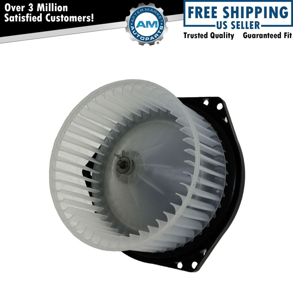 Heater Blower Fan : Heater blower motor fan cage for canyon