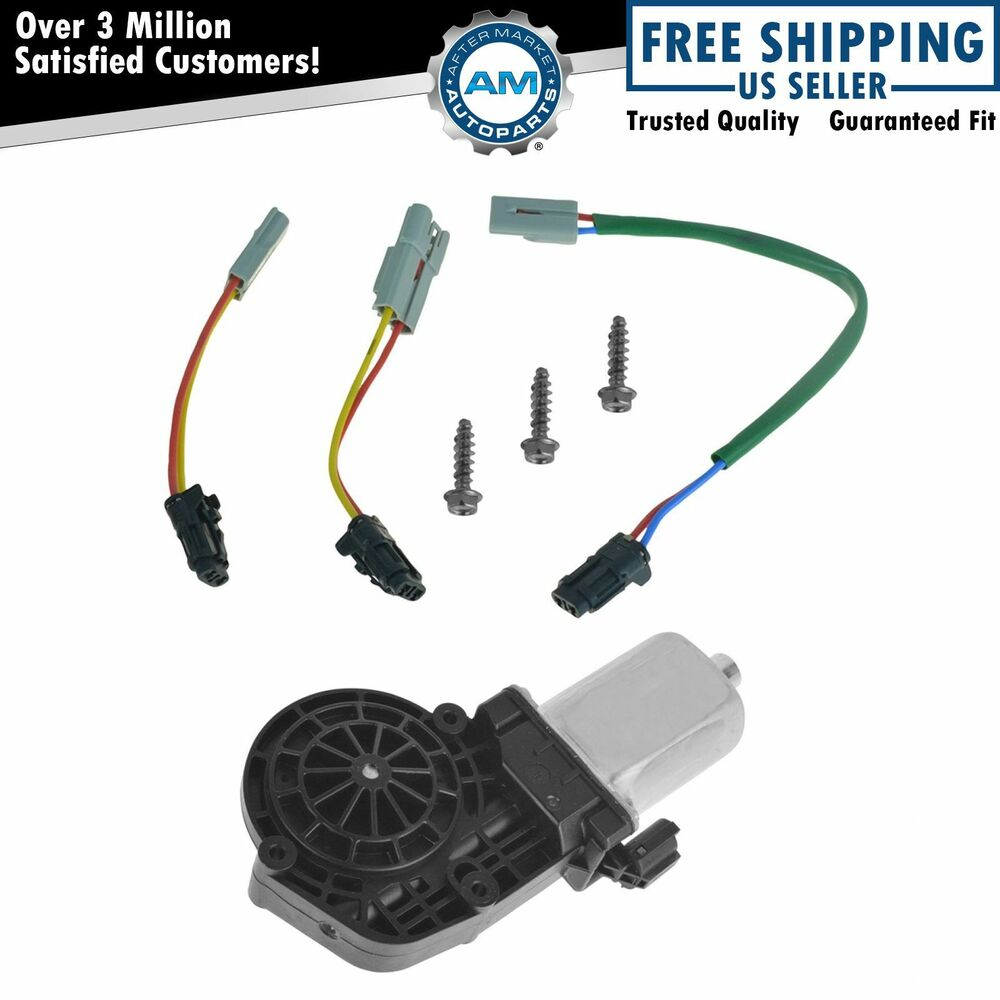 Power window lift motor driver left lh for f150 f250 f350 for 1997 ford f150 power window problems