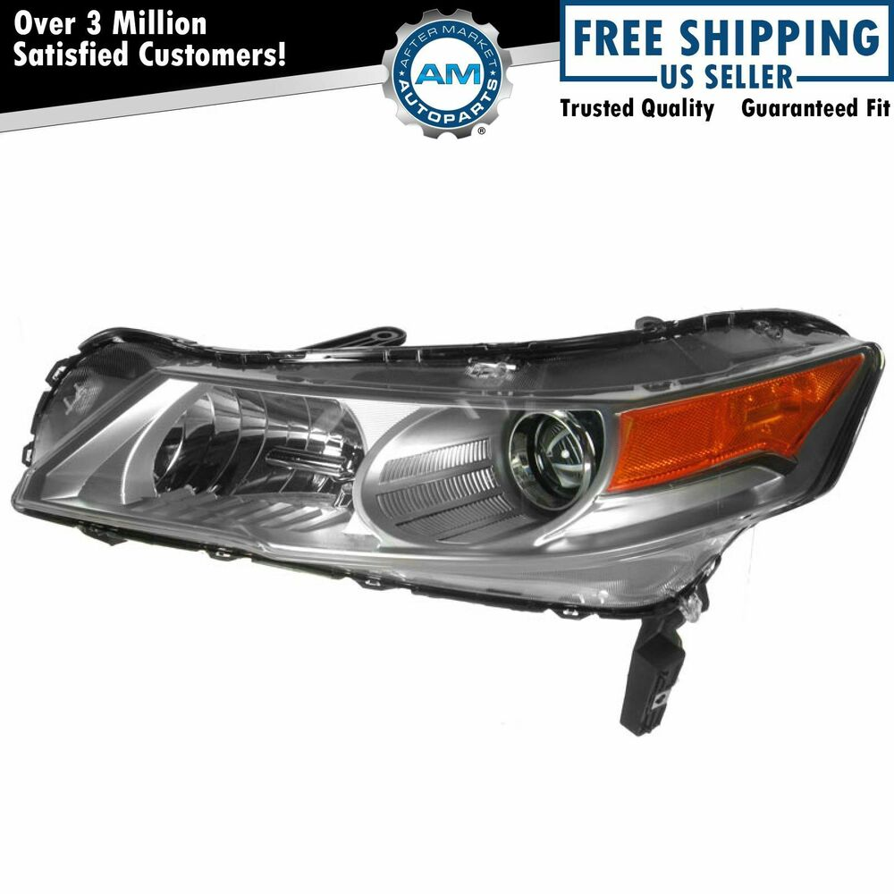 HID Xenon Headlight Headlamp Driver Side Left LH For 09-11