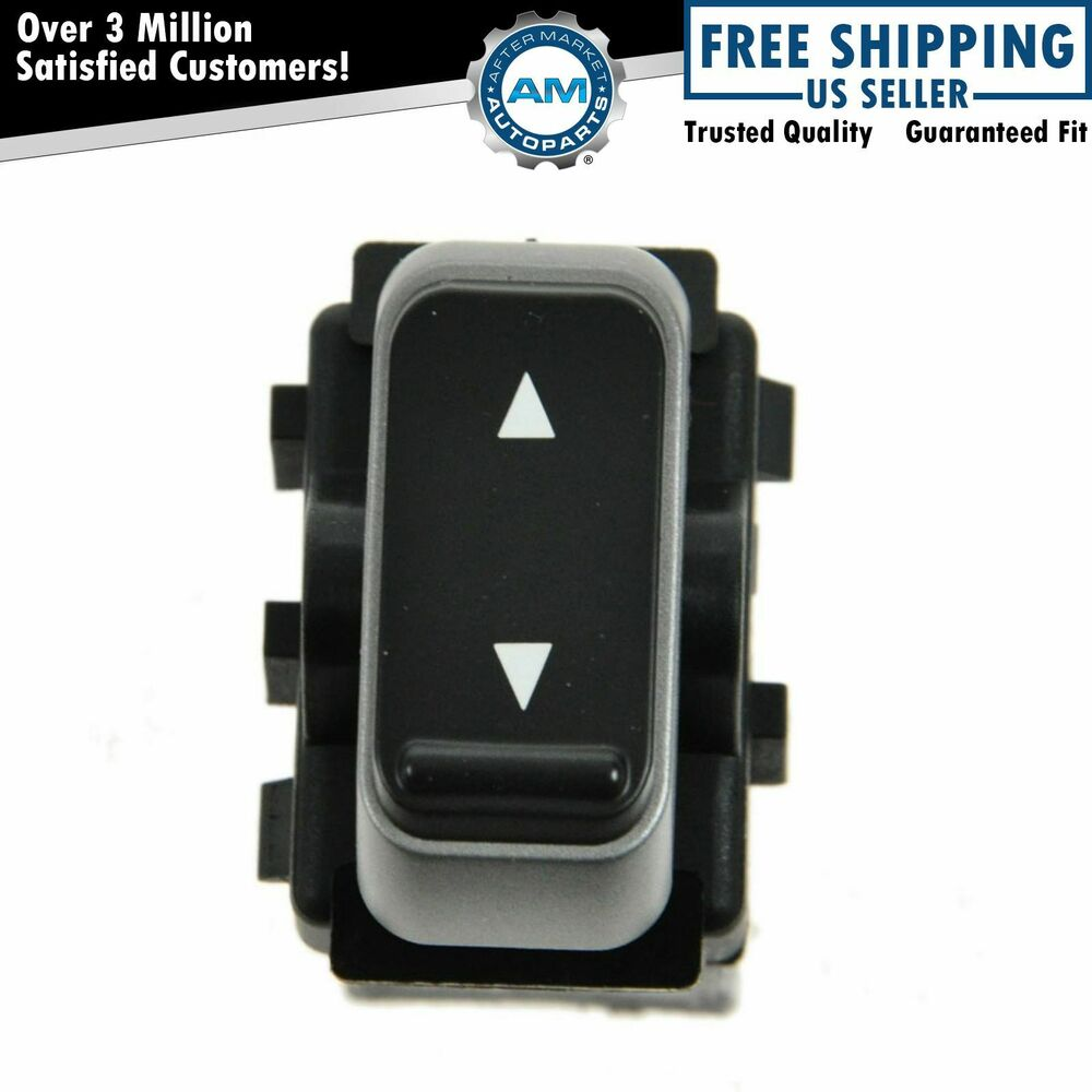Single Button Power Window Switch Front Or Rear For 03 08