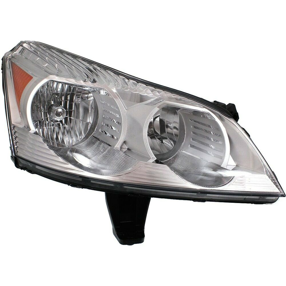 how to change headlight bulb on 2009 chevy traverse