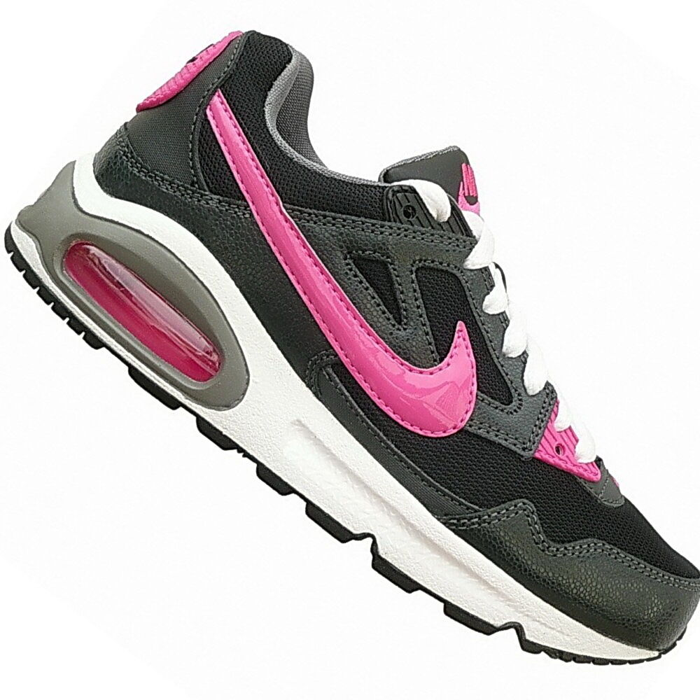 nike air max skyline damen m dchen schuhe schwarz pink gr. Black Bedroom Furniture Sets. Home Design Ideas