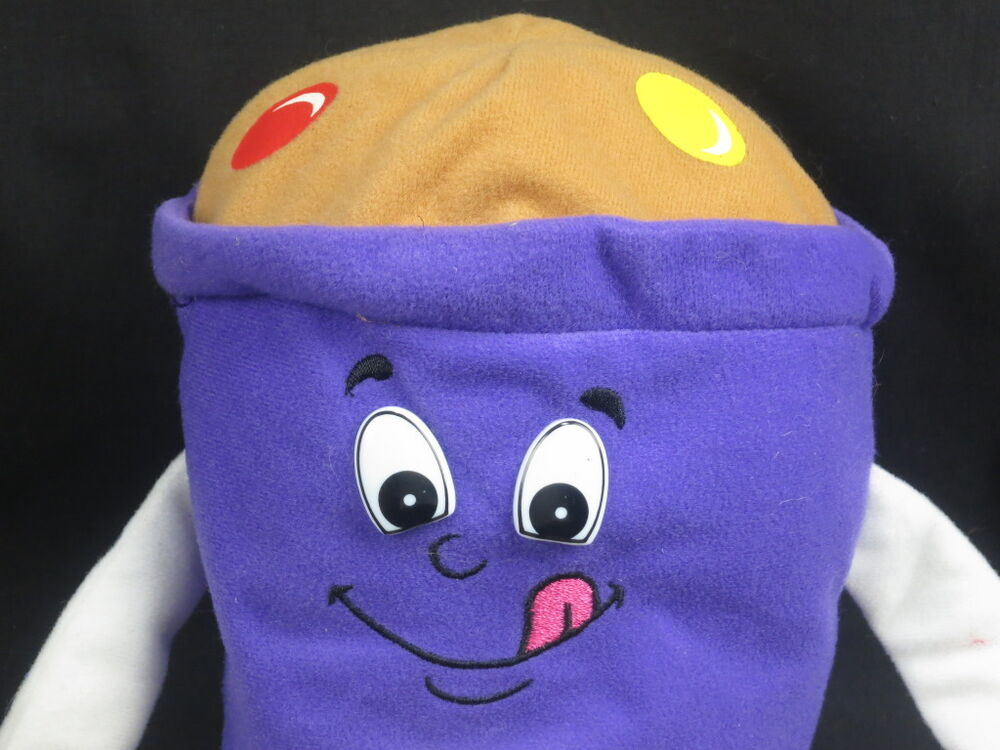 Dairy Queen Toys : Dairy queen ice cream chocolate blizzard plush stuffed