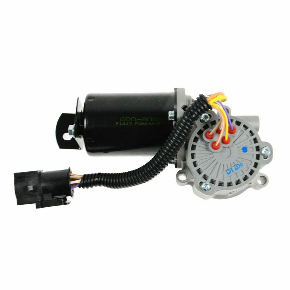 Transfer Case Shift Motor W Electric 4wd For Mazda Ford