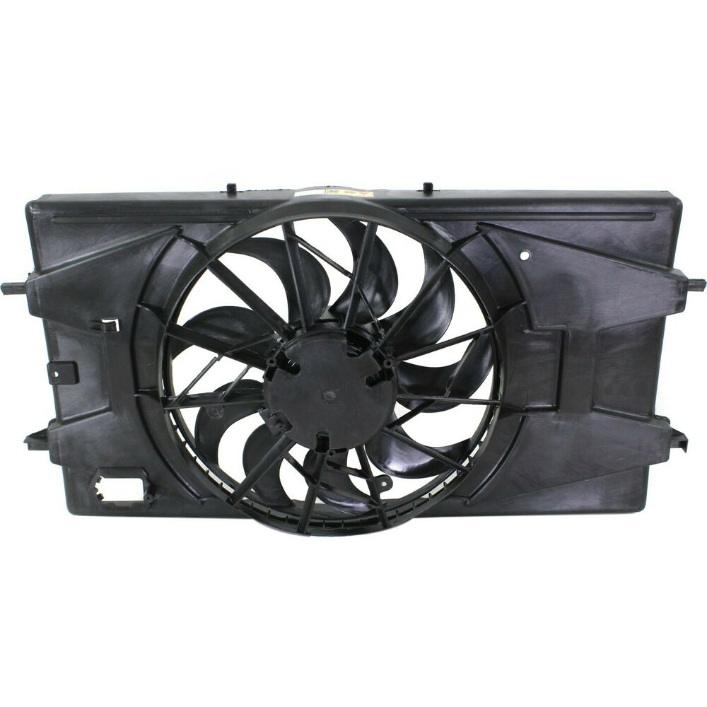 radiator cooling fan for 2005 2010 chevrolet cobalt 2007. Black Bedroom Furniture Sets. Home Design Ideas