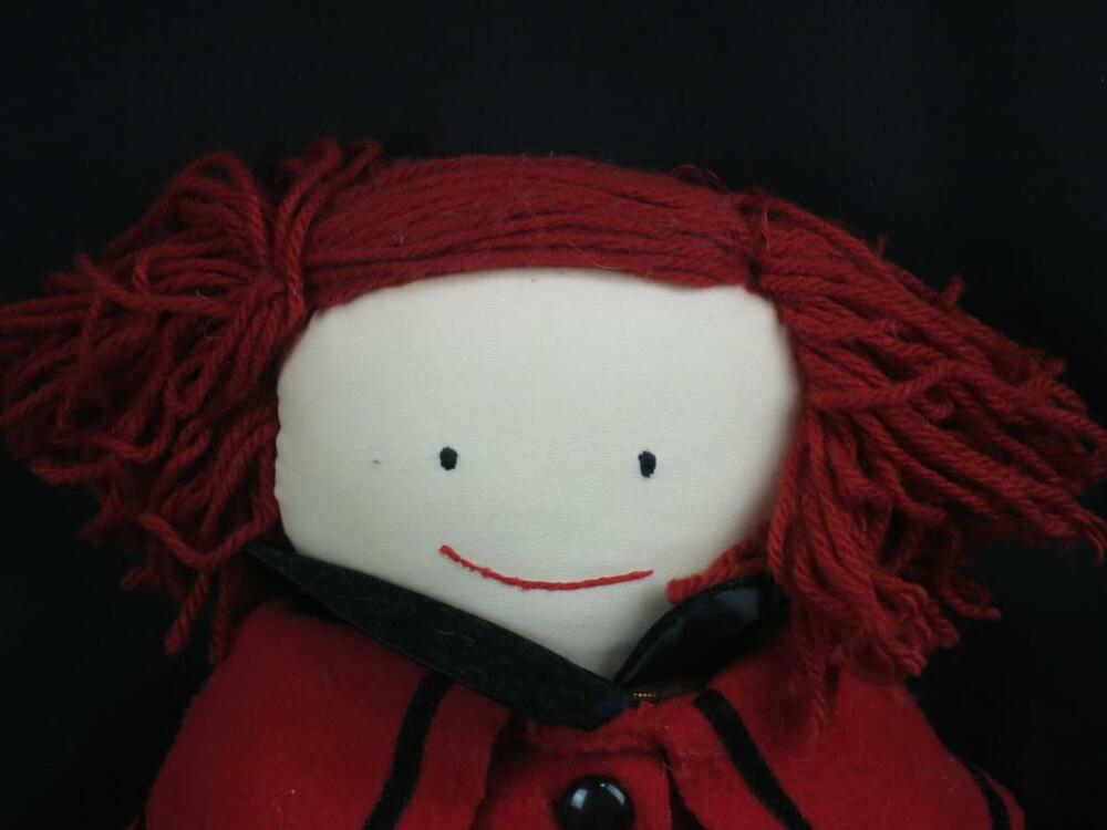 Madeline Christmas Doll