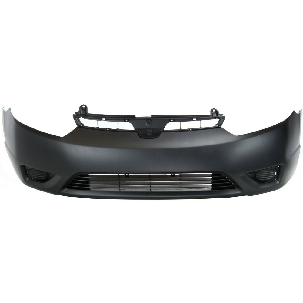 Front Bumper Cover For 2006-2008 Honda Civic Coupe Primed