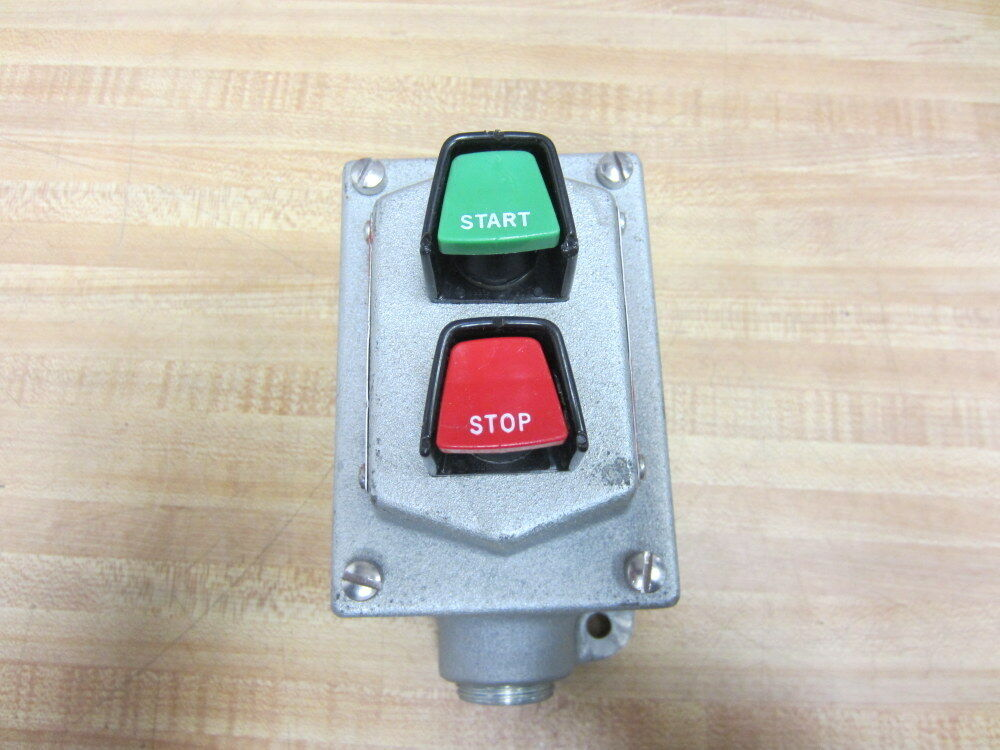 crouse hinds edsc315 start stop switch new no box ebay. Black Bedroom Furniture Sets. Home Design Ideas