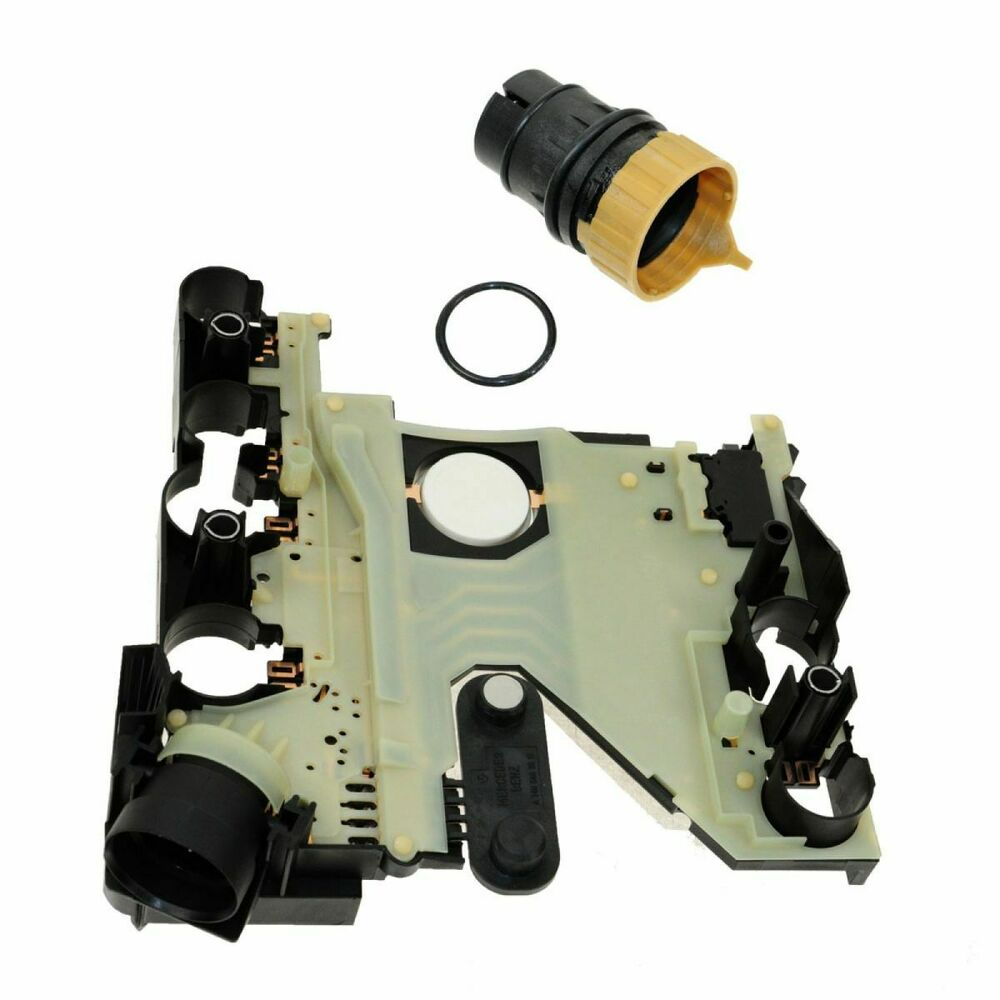 Gear Box Body : Automatic transmission valve body conductor plate for