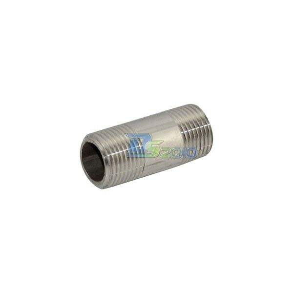 New quot male stainless steel threaded