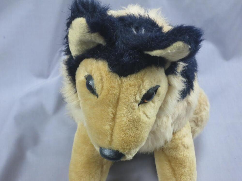 Toys Are Us Stuffed Animals : Big vintage geoffrey toys quot r us and brown black