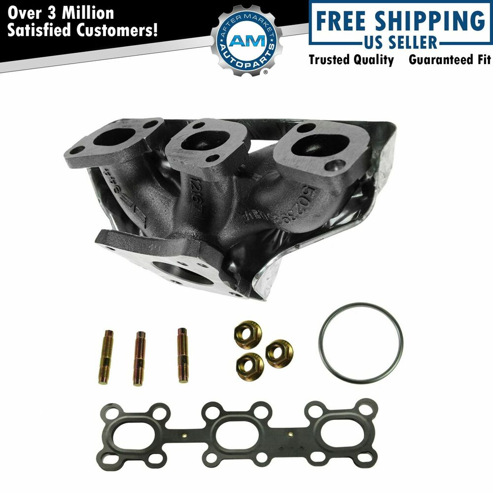Dorman Exhaust Manifold Rear Passenger For Nissan Altima