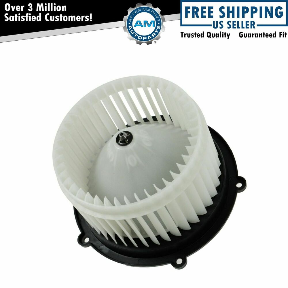 Blower Cage Replacement : Heater blower motor w fan cage for chevy malibu maxx ebay