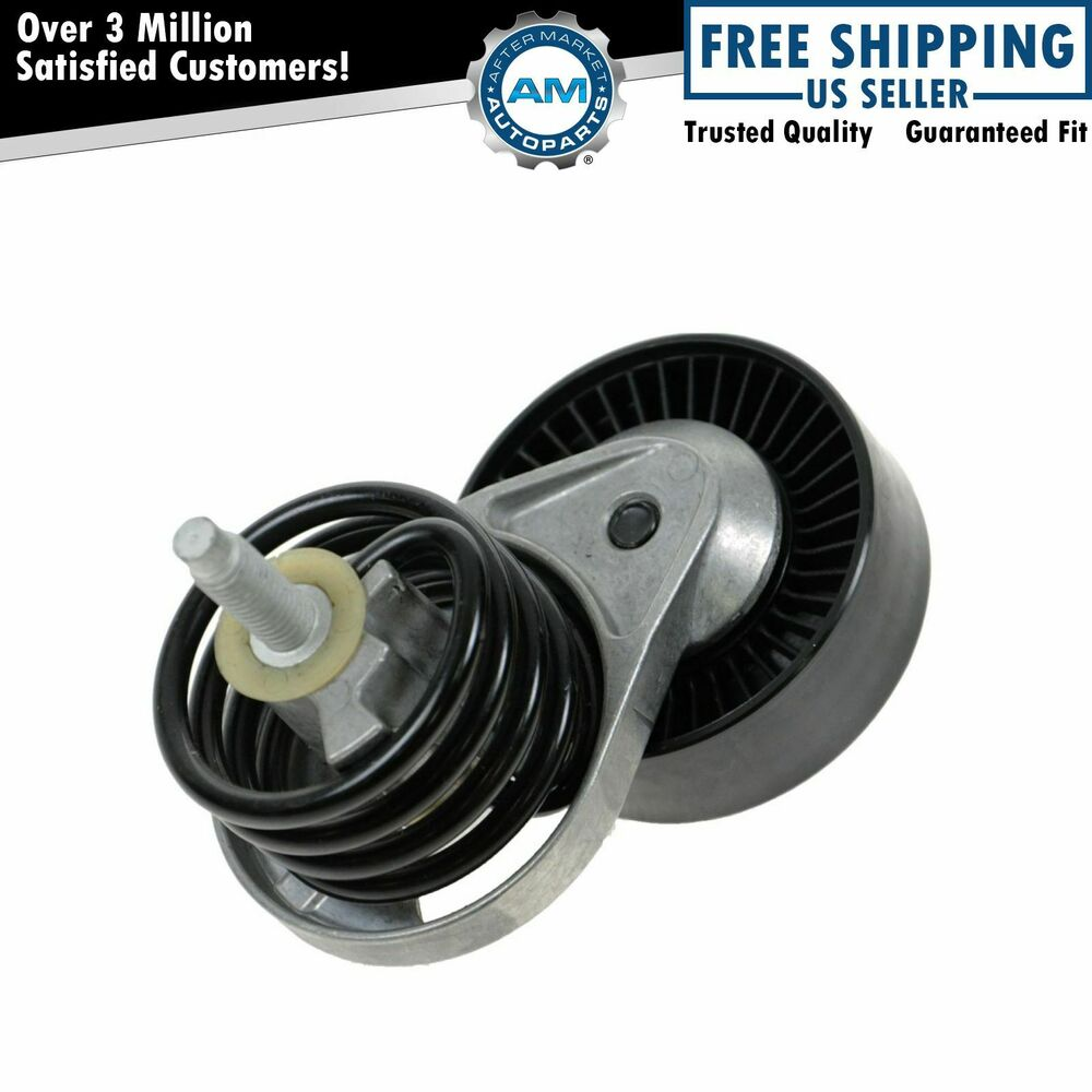 Serpentine Belt Tensioner Pulley For Bronco E150 E250 E350