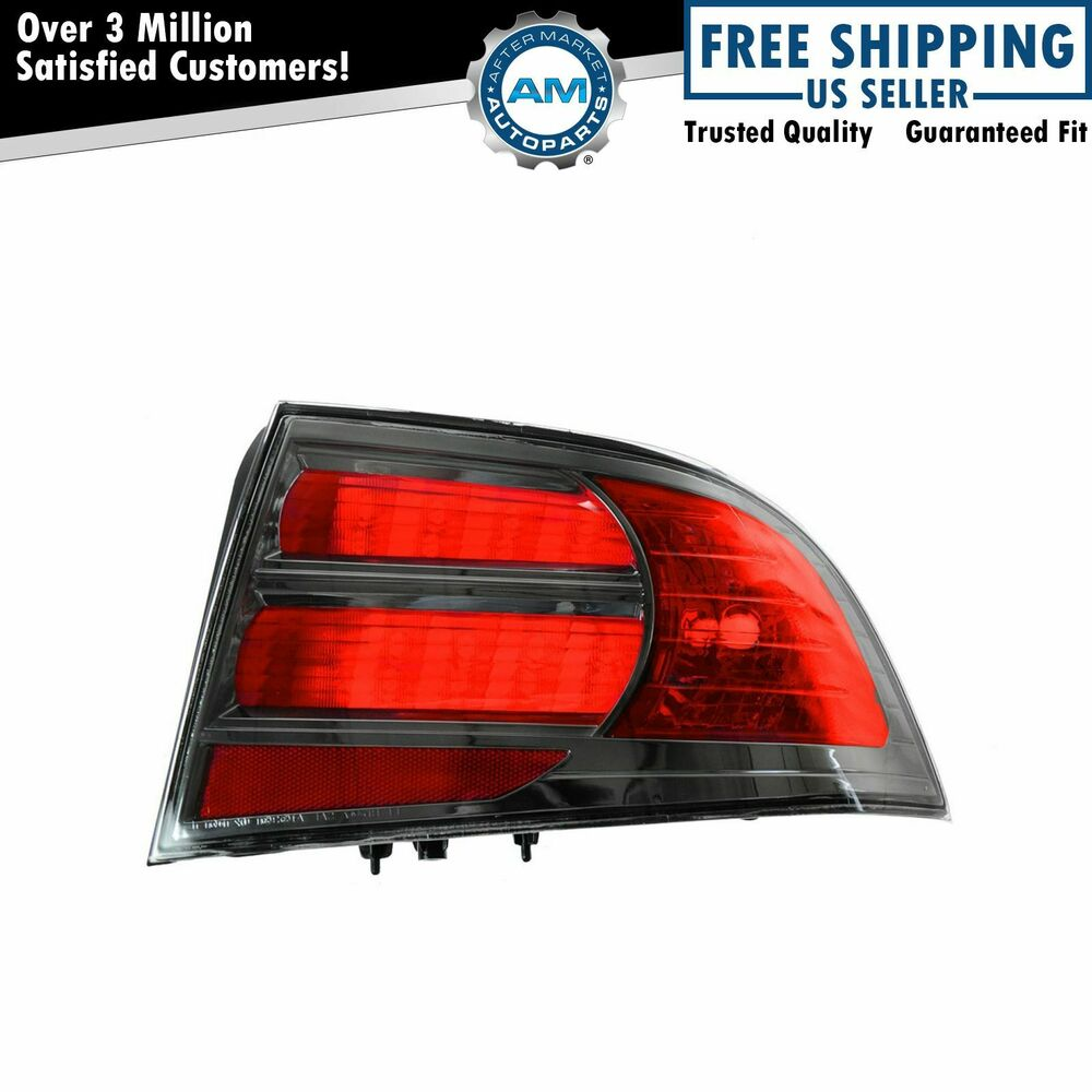 Rear Taillight Taillamp RH Right Passenger Side For 07-08