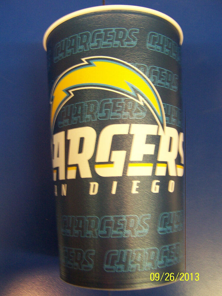 San Diego Chargers Nfl Football Sports Banquet Party Favor