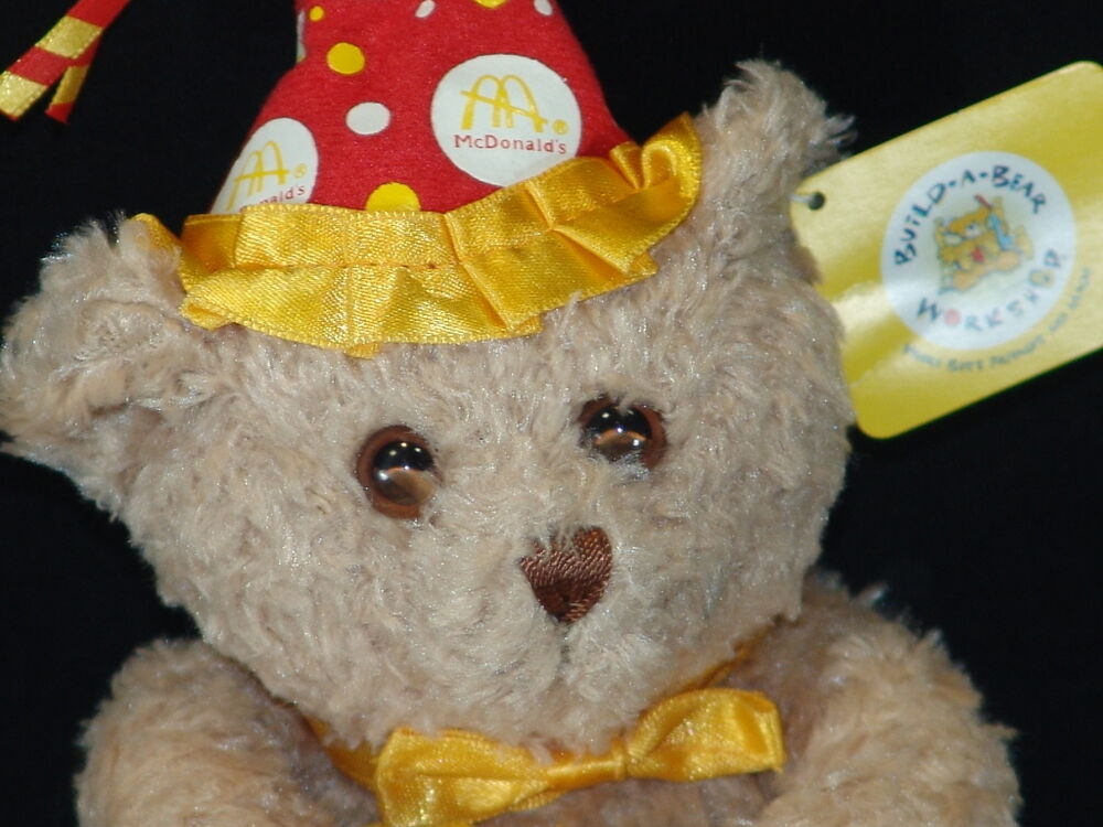 Build A Bear Birthday Cake