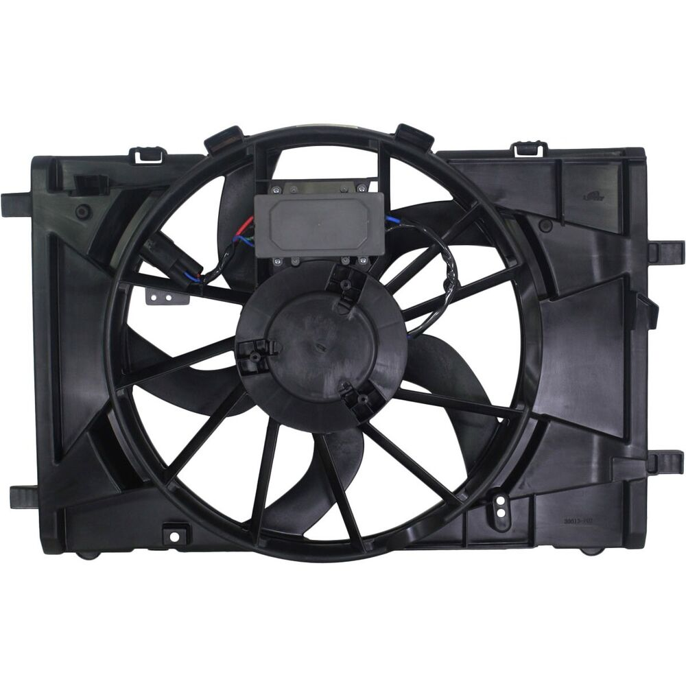 Radiator Cooling Fans : Radiator cooling fan for  ford fusion