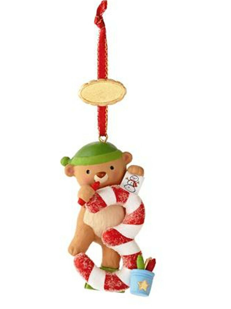 Hallmark 2013 my third christmas ornament ebay List of christmas ornaments