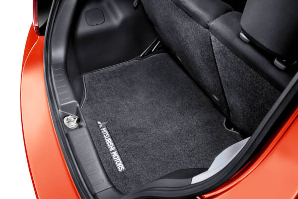 2014 GENUINE MITSUBISHI MIRAGE CARPET CARGO TRUNK MAT TRAY