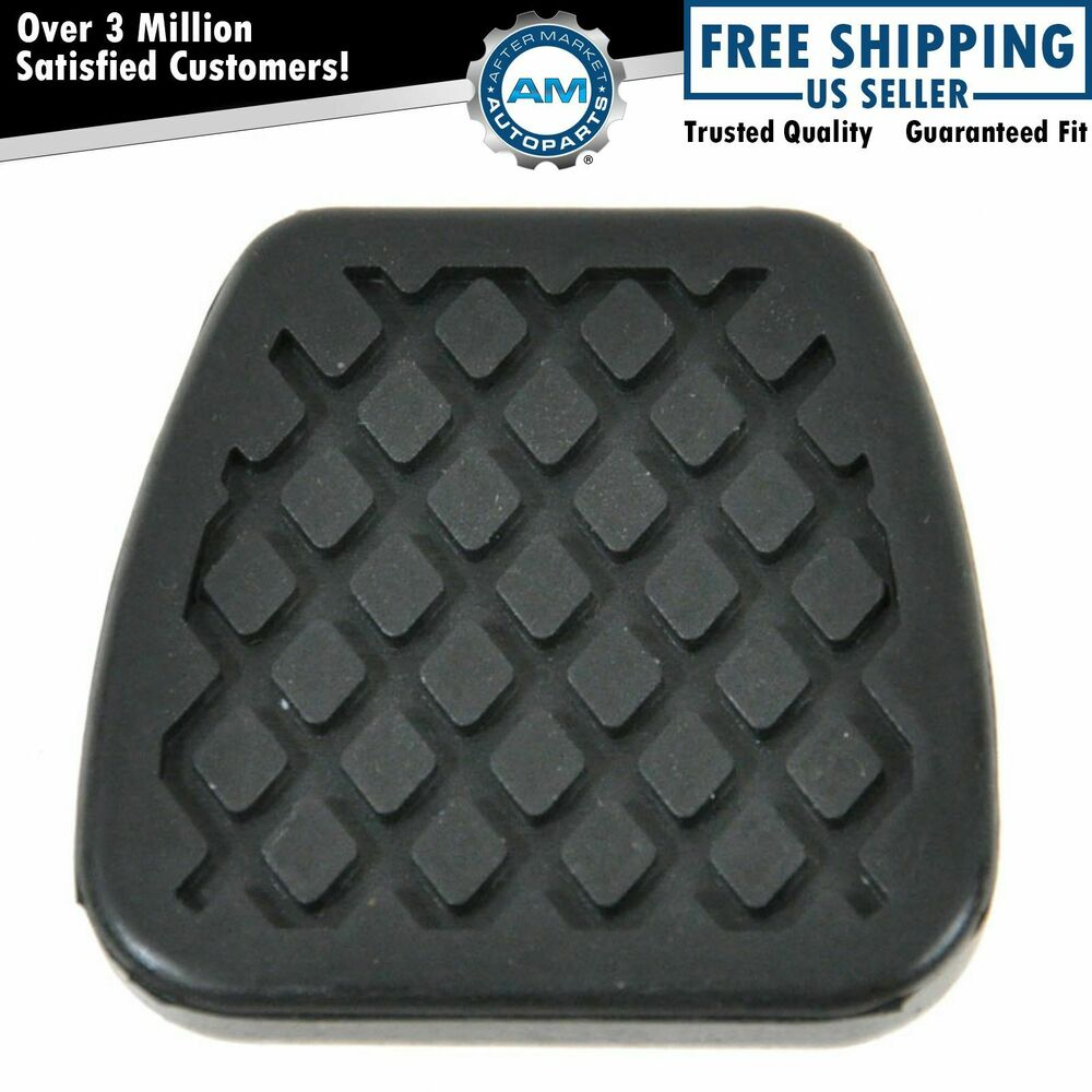 manual standard transmission clutch  brake pedal pad for 2004 Acura TL Service Manual 2004 Acura TL Owner's Manual