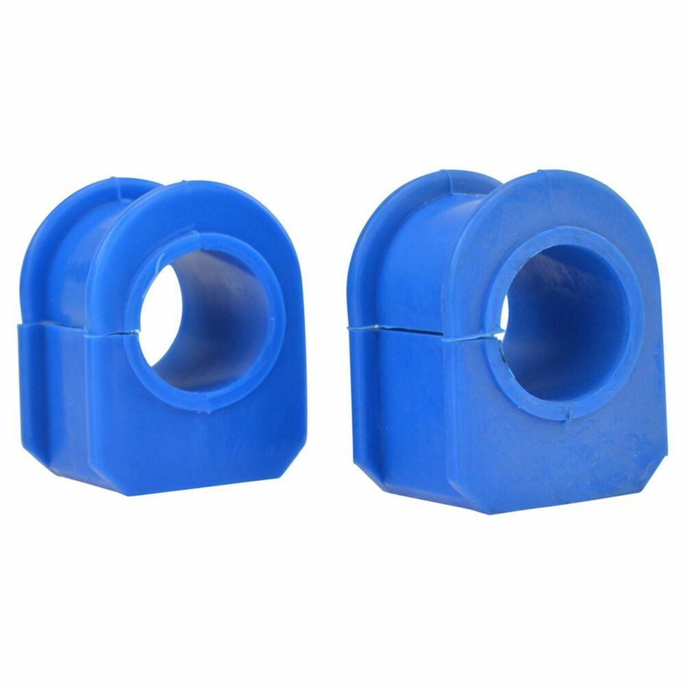 Ford F 350 Super Duty Carpet Replacement 99 07: Front Stabilizer Sway Bar Bushing PAIR For 99-06 4WD Super
