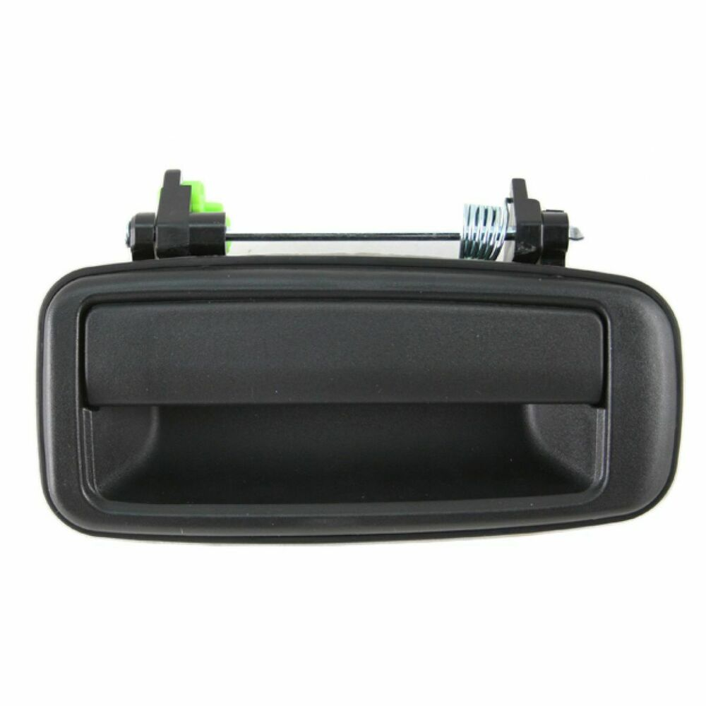 Rear outside exterior door handle passenger side right rh for Rear exterior door