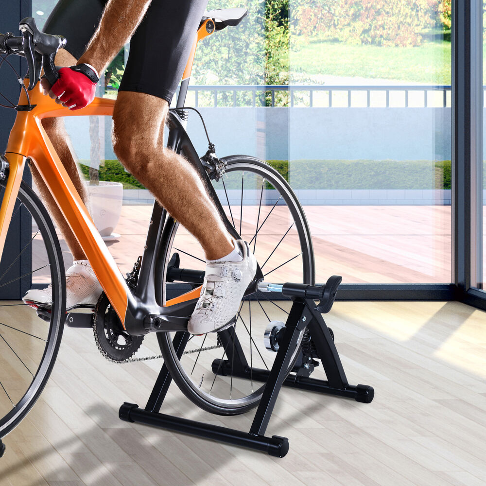 Soozier Indoor Bicycle Trainer Stand Support Workout