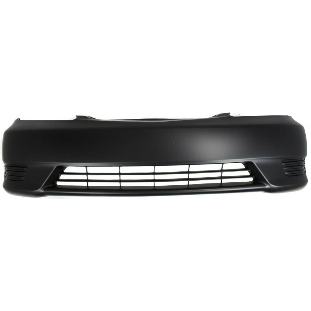 front bumper cover for 2005 2006 toyota camry primed ebay. Black Bedroom Furniture Sets. Home Design Ideas