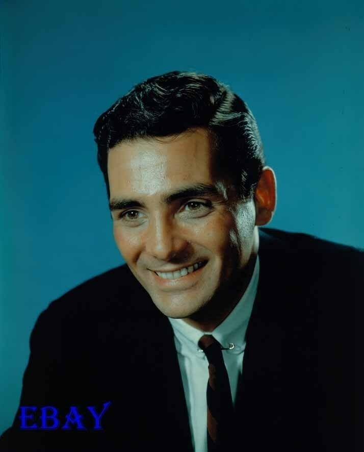 Details about   David Hedison Vintage  8  X  10   Transparency