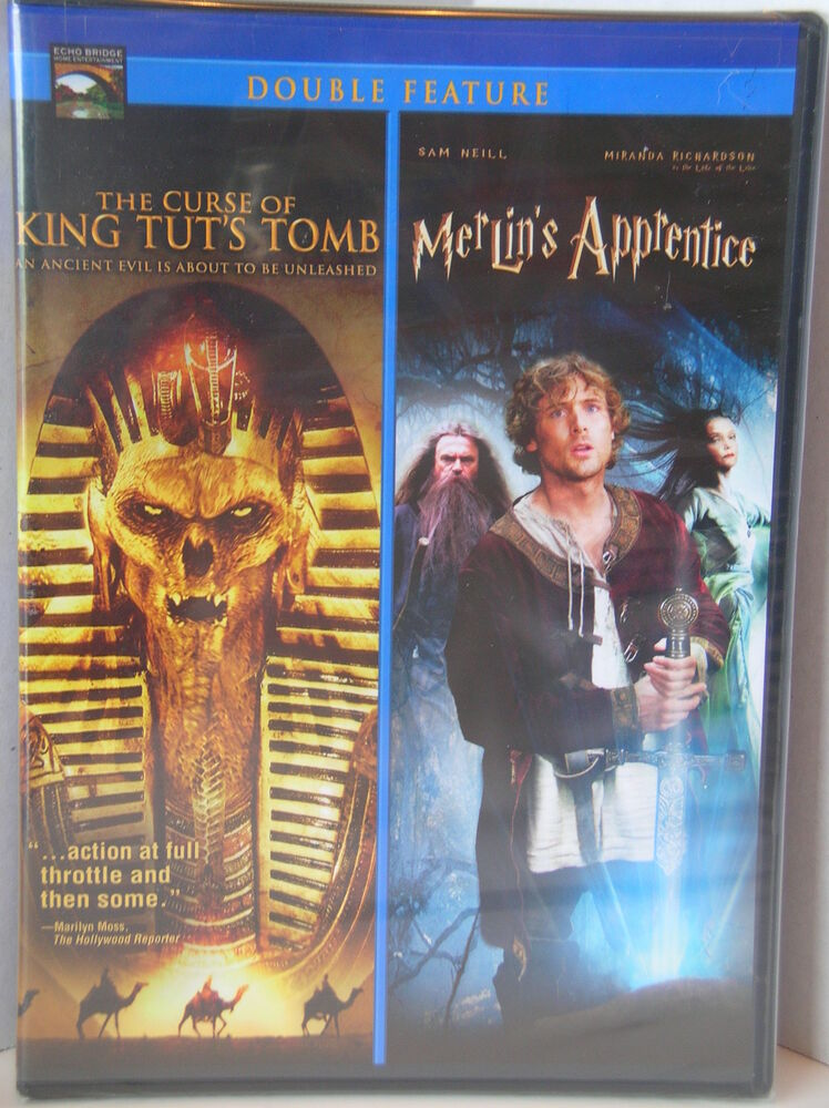 The Curse Of King Tut's Tomb/Merlin's Apprentice **Factory